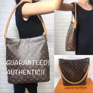 ✳️Tote ✳️Zippered Louis Vuitton monogram